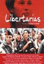 Libertarias (1996) afişi