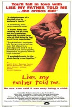Lies My Father Told Me (1975) afişi