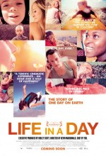 Life in a Day (2011) afişi