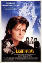 Light Of Day (1987) afişi