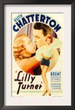 Lilly Turner (1933) afişi
