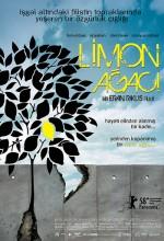 Limon Ağacı (2008) afişi