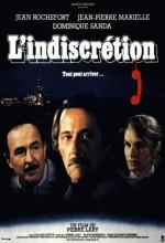 L'indiscrétion (1982) afişi
