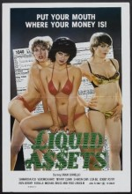 Liquid A$$ets (1982) afişi