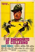 Lo Smemorato Di Collegno (1962) afişi