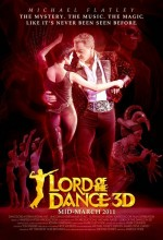 Lord Of The Dance 3d (2011) afişi