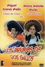 Los Apuros De Dos Gallos (1963) afişi