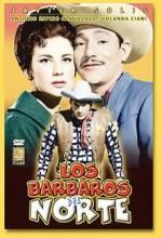 Los Bárbaros Del Norte (1962) afişi