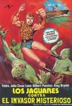 Los Jaguares Contra El Invasor Misterioso (1975) afişi