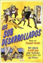 Los Subdesarrollados (1968) afişi