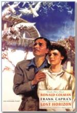 Lost Horizon (1937) afişi