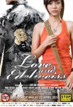 Love And Edelweiss (2010) afişi