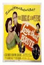 Love That Brute (1950) afişi