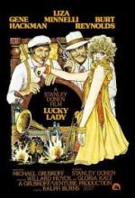 Lucky Lady (1975) afişi