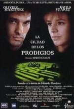 La ciudad de los prodigios (1999) afişi