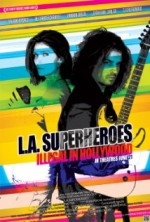L.A. Superheroes (2013) afişi