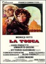 La Tosca (1973) afişi