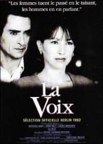 La voix (1992) afişi