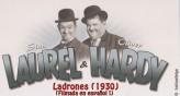 Ladrones(ı) (1930) afişi