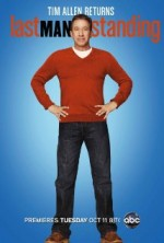 Last Man Standing Sezon 1 (2011) afişi