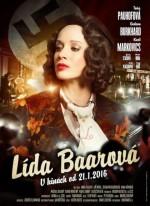 Lída Baarová (2016) afişi