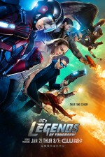 Legends of Tomorrow (2016) afişi