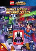 Lego DC Adalet Takımı Kötülere Karşı (2015) afişi