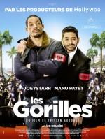 Les gorilles (2015) afişi