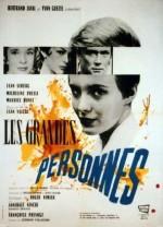 Les grandes personnes (1961) afişi