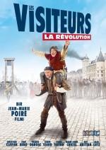 Les Visiteurs 3 (2016) afişi