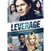 Leverage - sezon 5 (2012) afişi