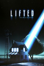Lifted (2006) afişi