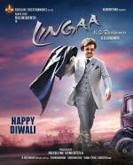Lingaa (2014) afişi
