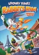 Looney Tunes: Tavşanın Kaçışı (2015) afişi