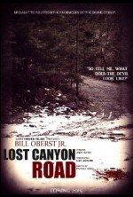 Lost Canyon Road (2015) afişi
