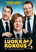 Luokkakokous 2: Polttarit (2017) afişi