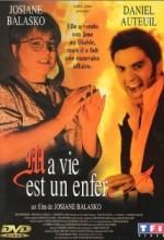 Ma Vie Est Un Enfer (1991) afişi