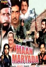 Maan Maryada (1984) afişi