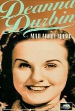 Mad About Music (1938) afişi