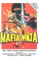 Mafia Vs. Ninja (1984) afişi