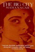 Mahanagar (1963) afişi