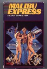 Malibu Express (1985) afişi