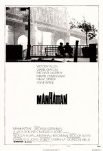 Manhattan (1979) afişi