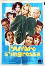 Maschio Latino Cercasi (1977) afişi