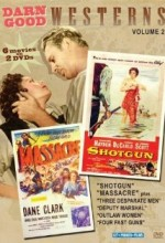 Massacre (ııı) (1956) afişi