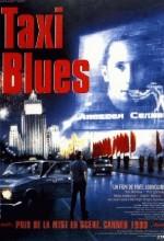 Mavi Taksi (1989) afişi