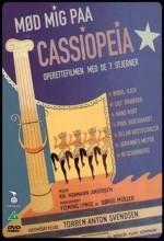 Mød Mig Paa Cassiopeia (1951) afişi