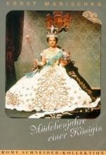 Mädchenjahre Einer Königin (ı) (1955) afişi