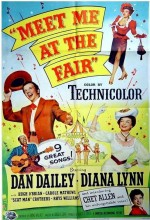 Meet Me At The Fair (1953) afişi
