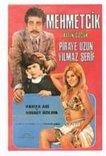 Mehmetçik Altın Çocuk (1971) afişi